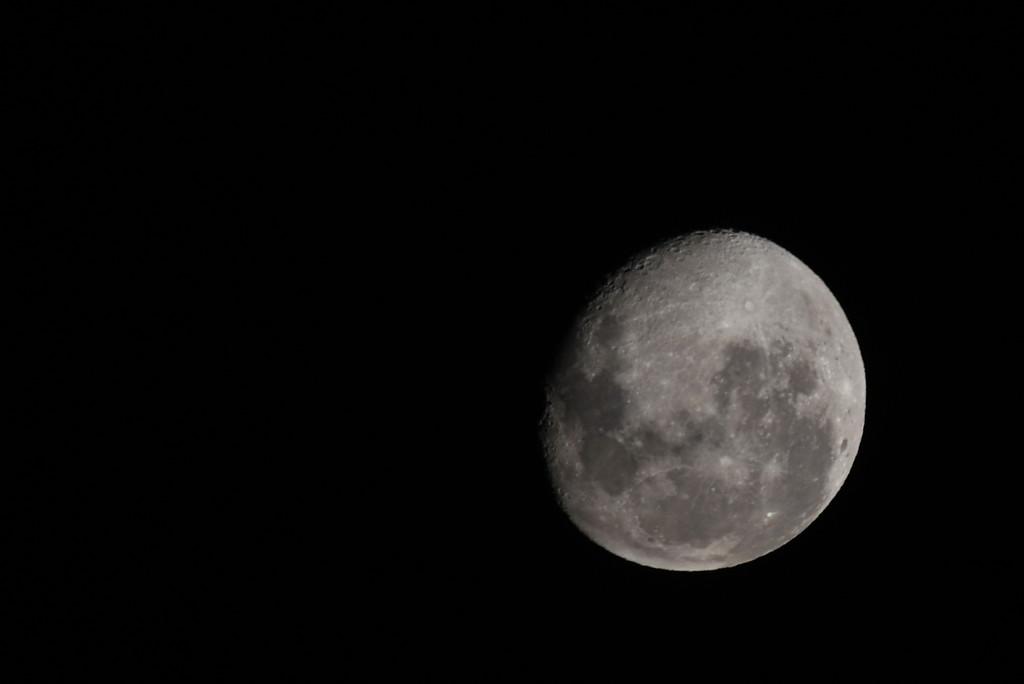 Morning Moon - 12.21am - BOB by kgolab
