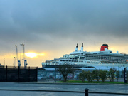 15th Dec 2019 - QM2 - about to board