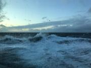 20th Dec 2019 - Rough seas in the Atlantic ocean