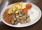 14th Jan 2020 - Unhealthy Lunch