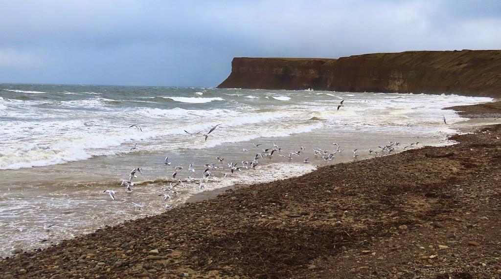 Stormy seas by craftymeg