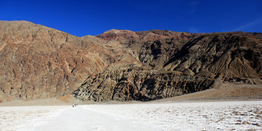 Badwater Basin: –282' (–86m) by rhoing