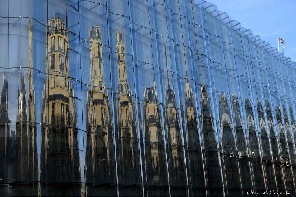 Reflections by parisouailleurs