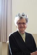 15th Jan 2020 - Agnès, crowned!