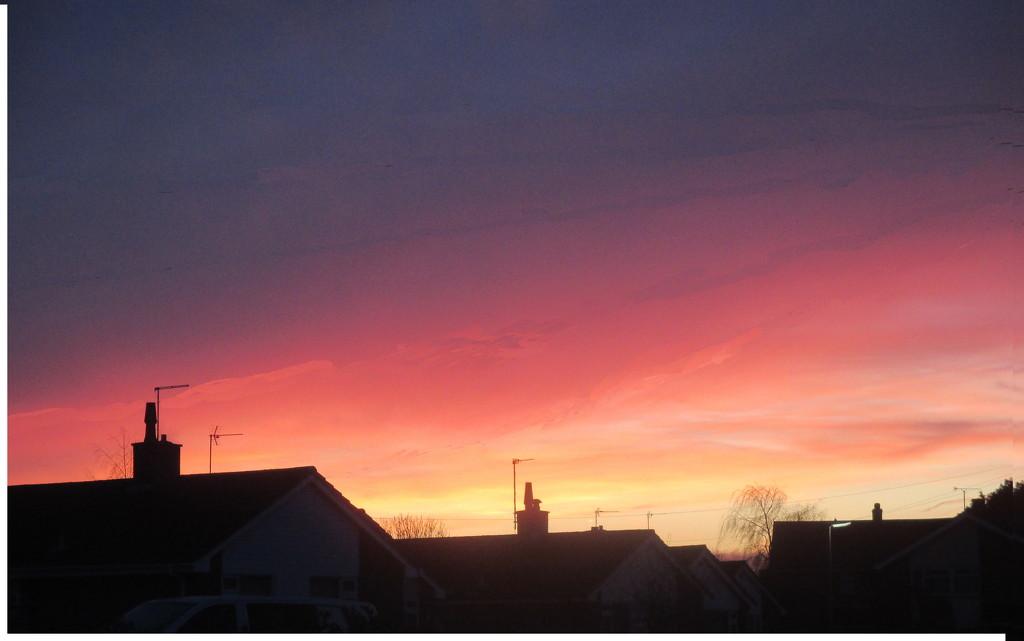 Sunrise  by g3xbm