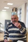 16th Jan 2020 - Gerard, Crowned!