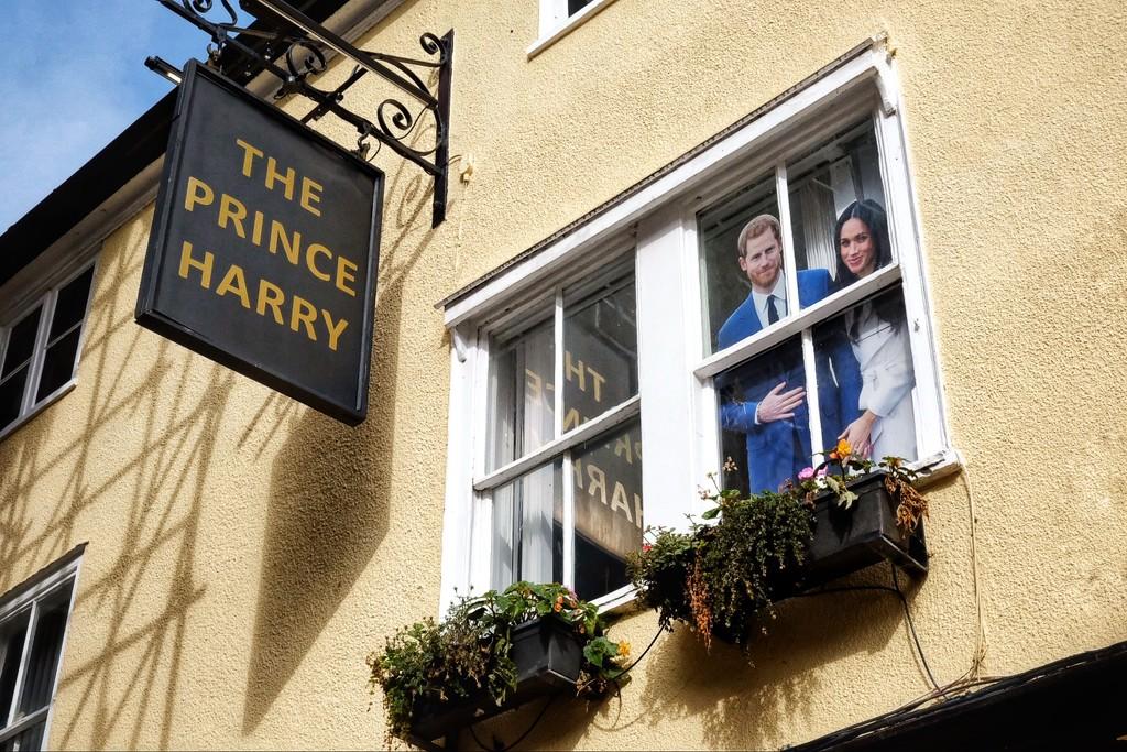 The Prince Harry by photopedlar