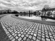 15th Jan 2020 - Cobblestones Surrounding Blutenburg