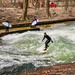 Surfing on the Isar