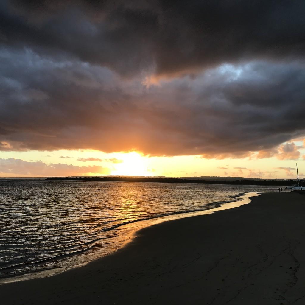 Ocean Sunrise by pdulis