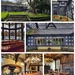 A collage of Samlesbury Hall