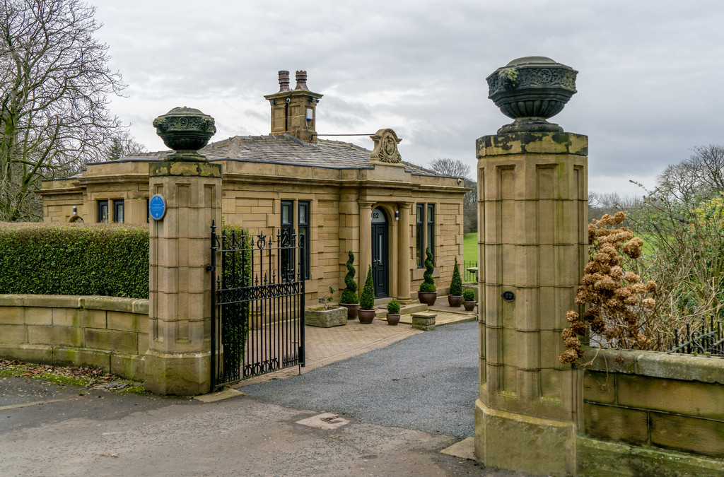 Gate House by pcoulson