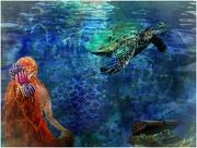 17th Jan 2020 - Under the Sea