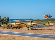 18th Jan 2020 - Firespotters at Stellenbosch Flying Club.