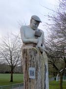 16th Jan 2020 - Self Made Woodman