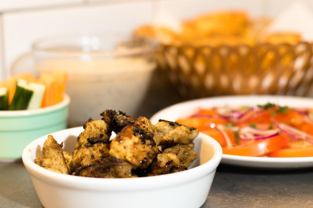 Chicken shawarma by peadar