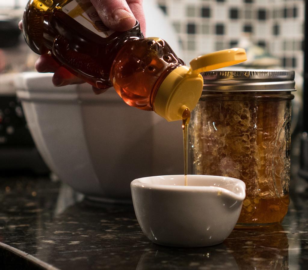 A bit of honey by randystreat