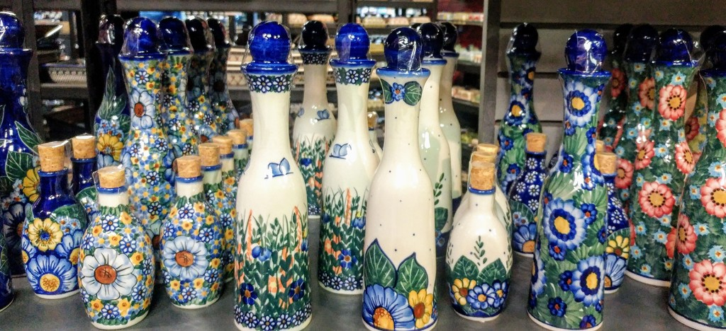 More Polish Pottery by harbie