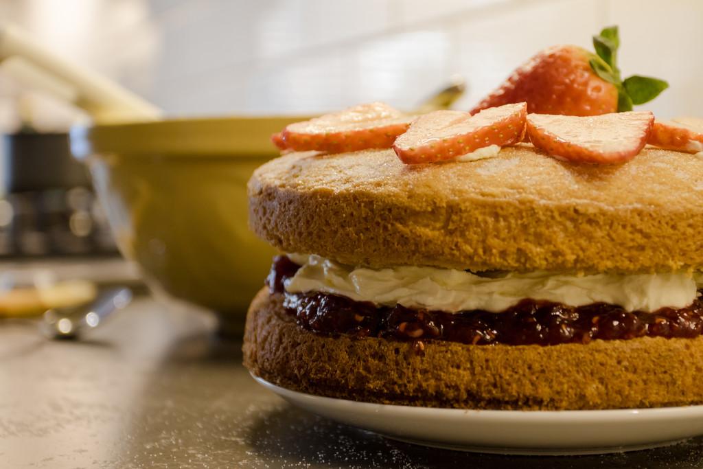 Miriam's cake by peadar