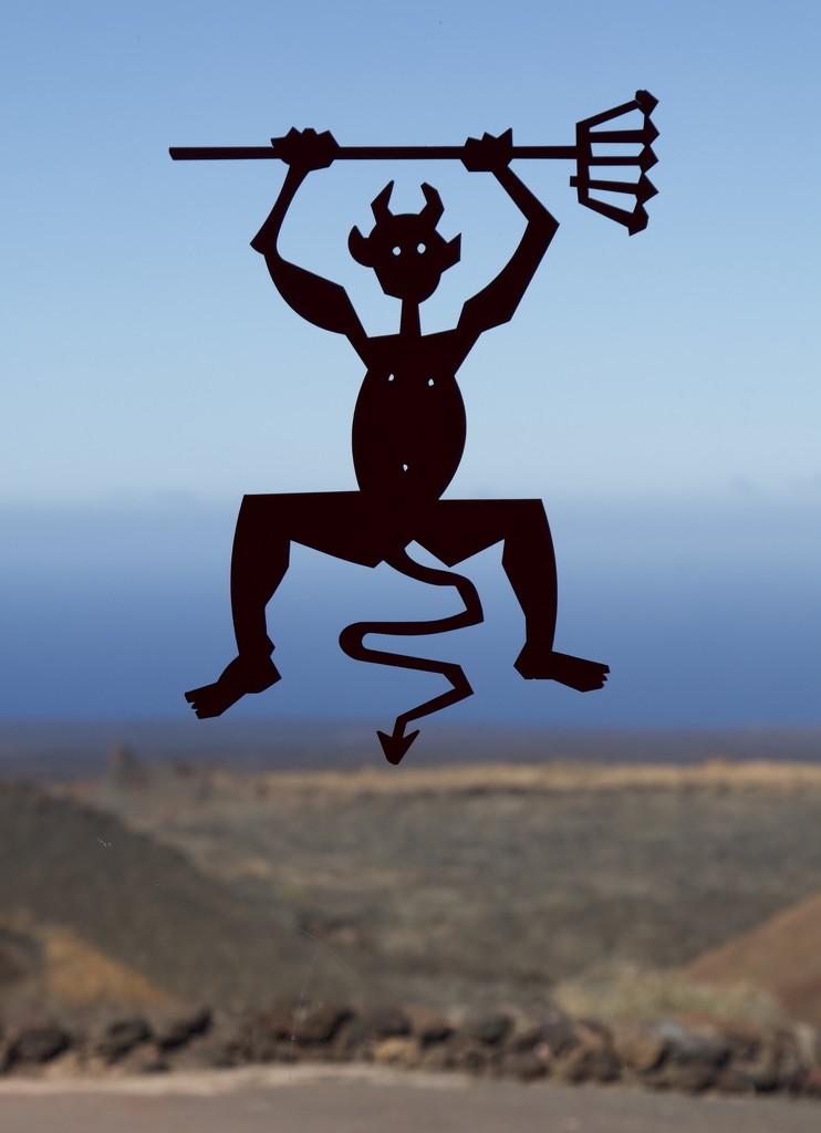 El Diablo by jqf