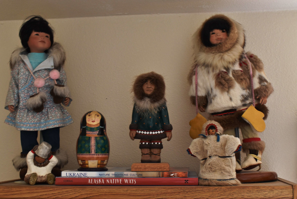 Alaska Mementos by bjywamer