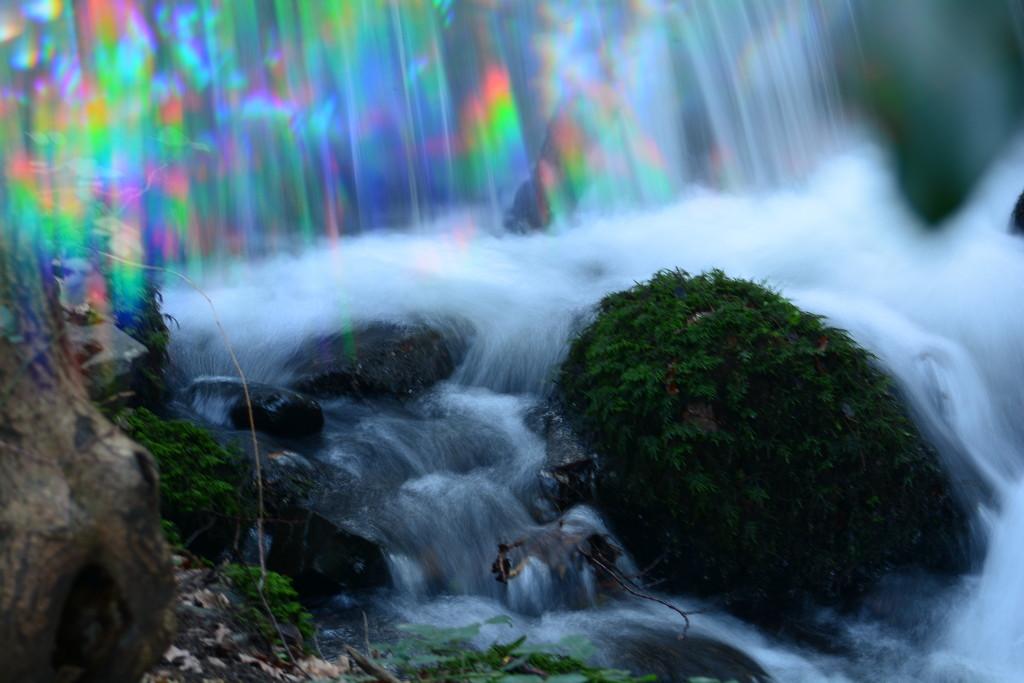 Magical Dingle stream cascade ....... by ziggy77