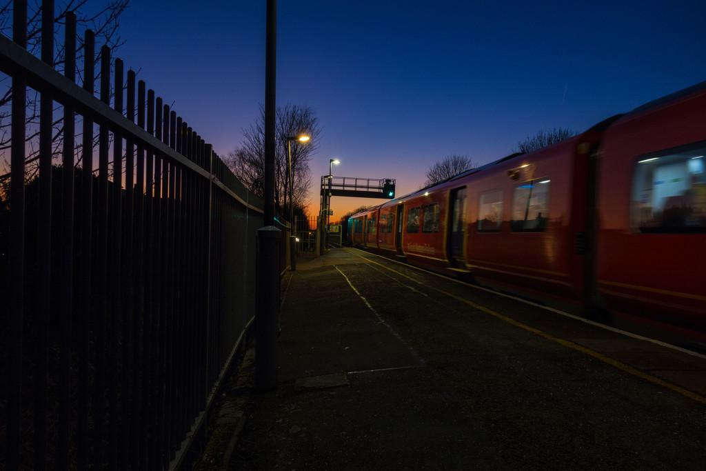 Into the sunset by rumpelstiltskin