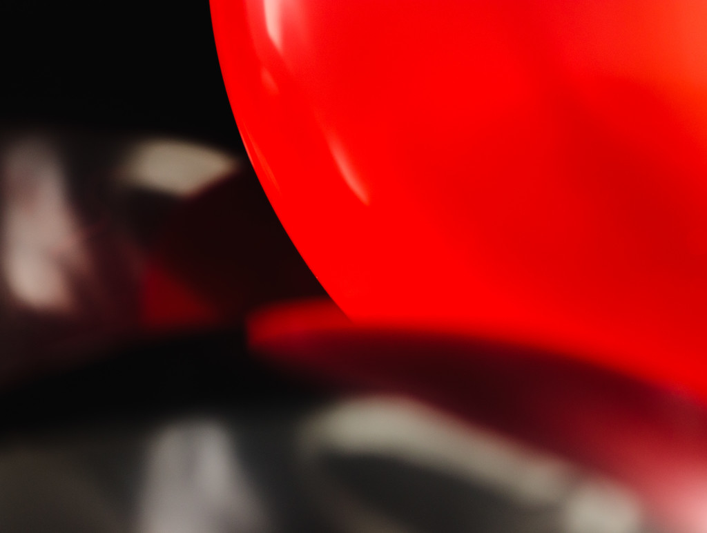 red balloon by aecasey