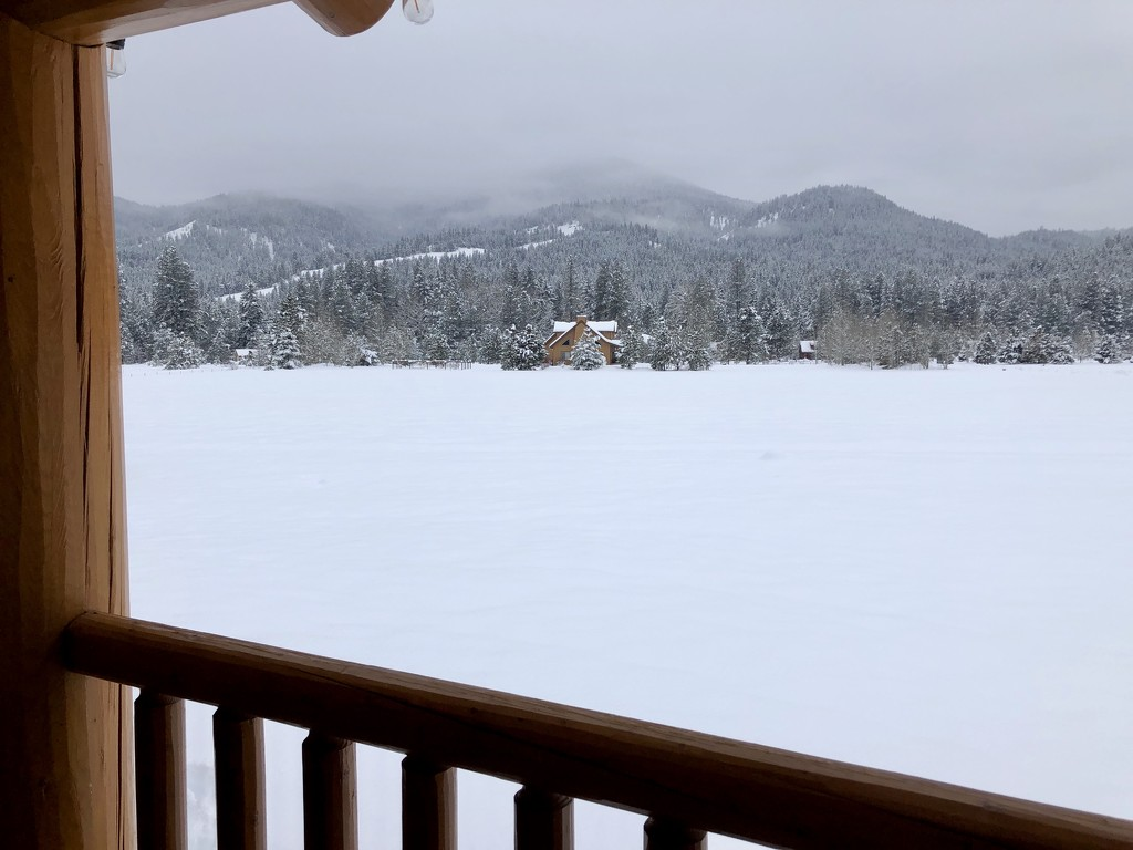 Cabin View by epcello