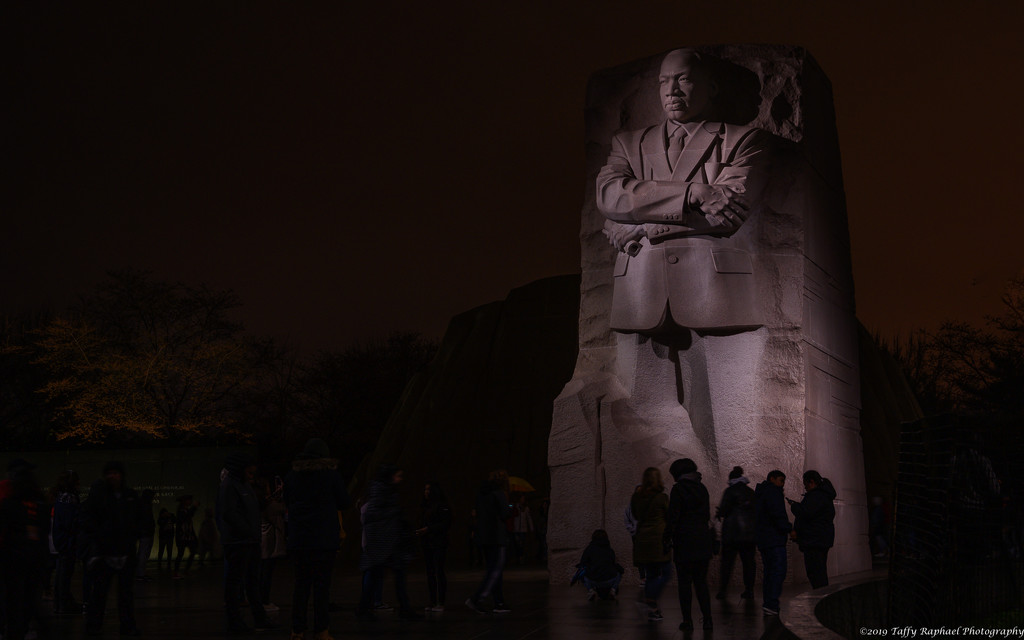 Honoring and Remembering Martin Luther King by taffy