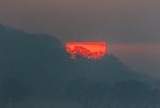 21st Jan 2020 -  Sunrise with a 600mm lens!!
