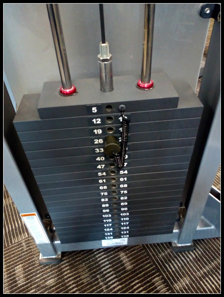 the Fixed Pulldown by cruiser