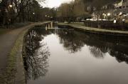 21st Jan 2020 - Evening canal