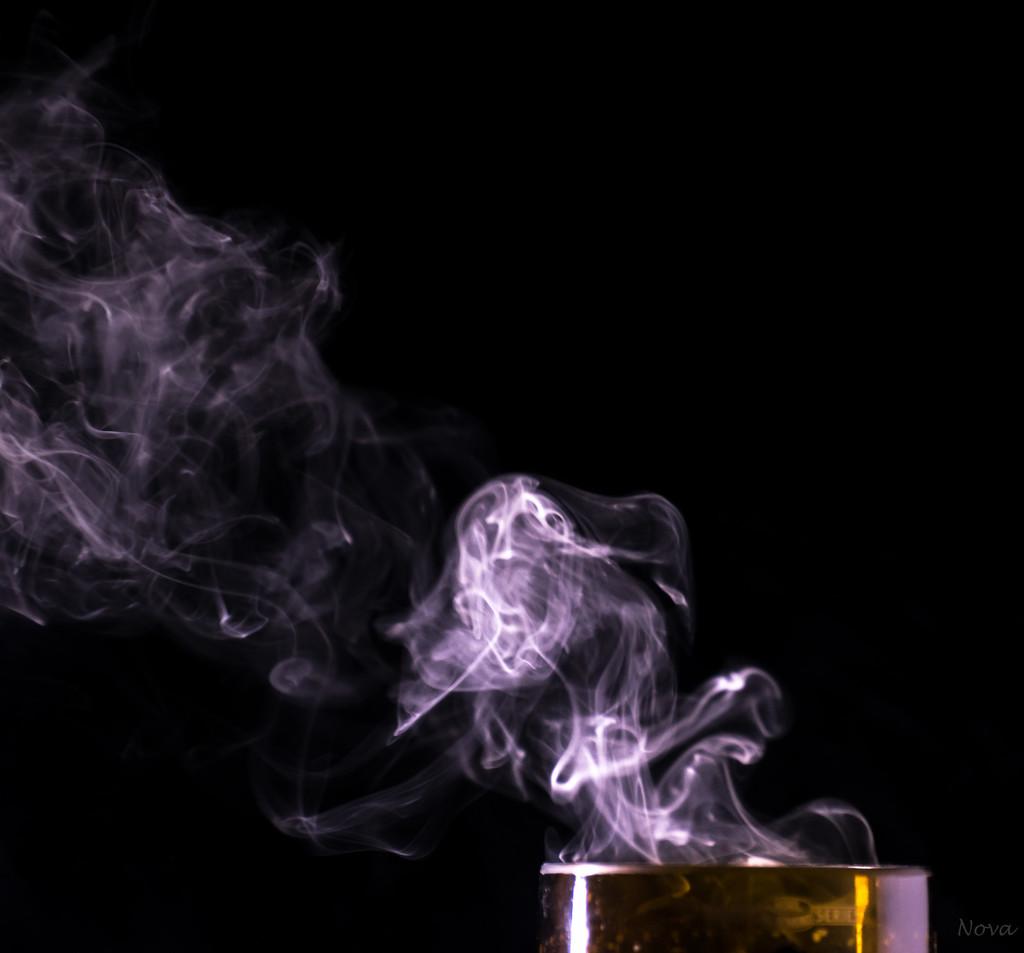 Smoke #9  Breaking free by novab