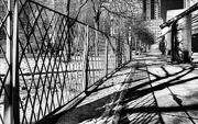 21st Jan 2020 - Urban Winter Walk in the Shadows