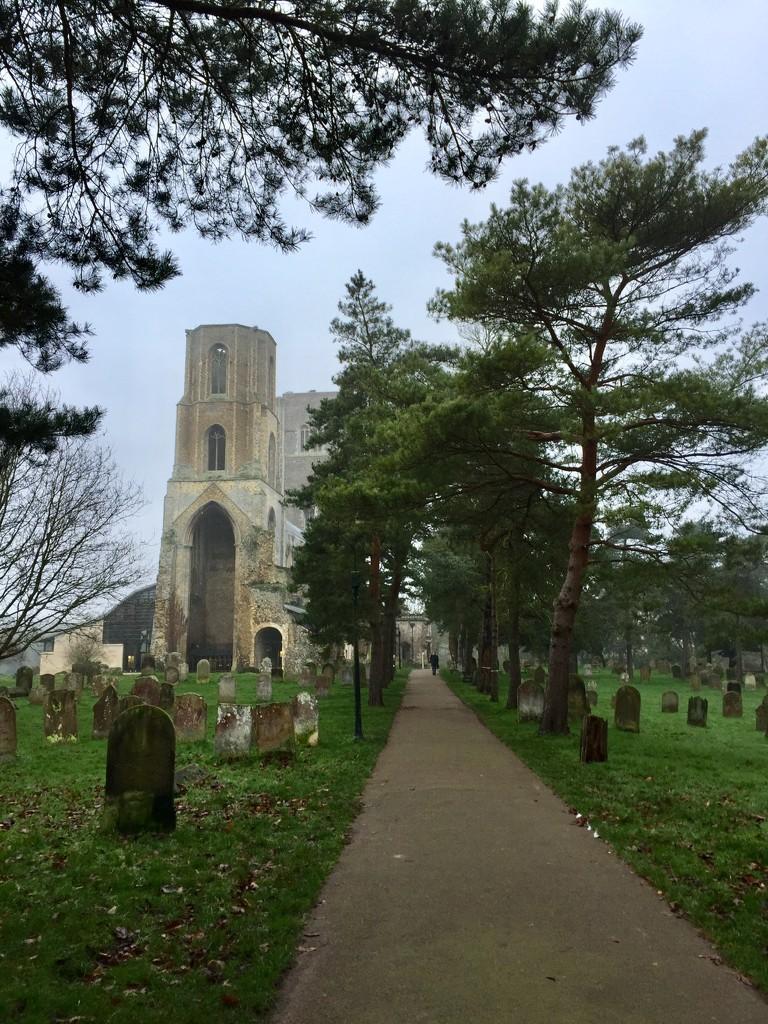 Wymondham Abbey by gillian1912