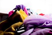 21st Jan 2020 - Purple Mountain Majesty (of laundry)