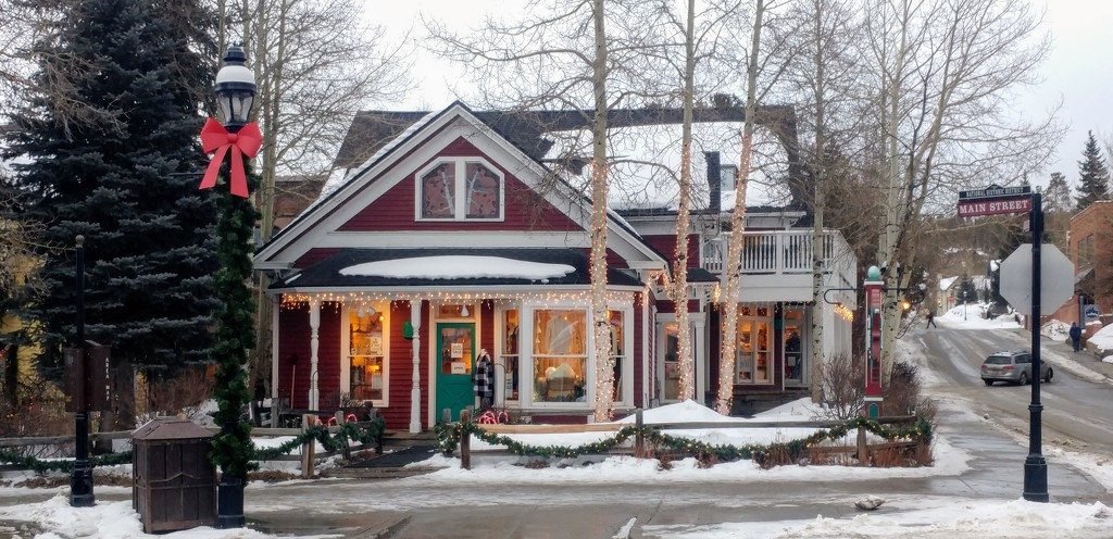 Breckenridge Shop by harbie