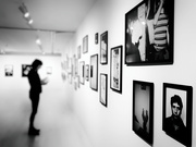 23rd Jan 2020 - Pictures at an exhibition...