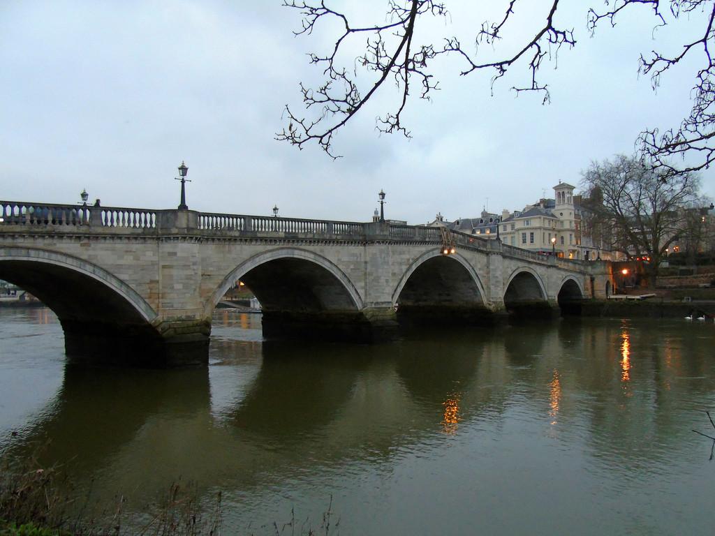 Richmond Bridge by bulldog