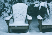 24th Jan 2020 - Some Chairs Get Winter