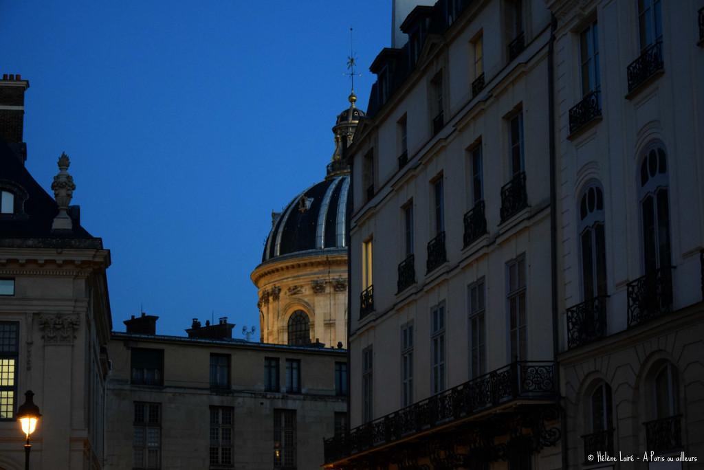 Institut de France  by parisouailleurs