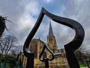24th Jan 2020 - Chesterfield crooked spire