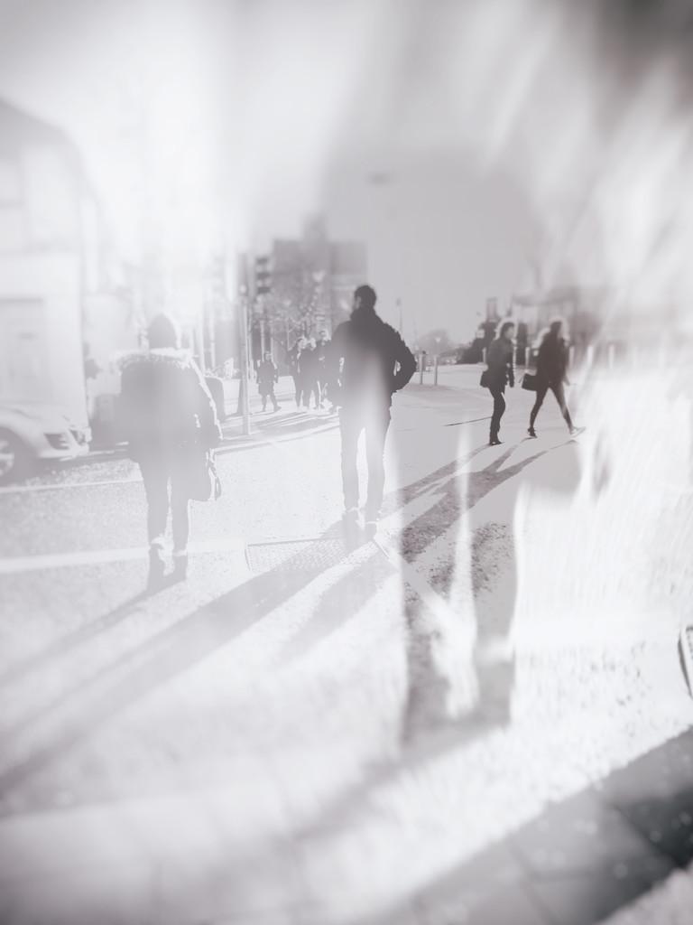 Crosswalkers... by m2016