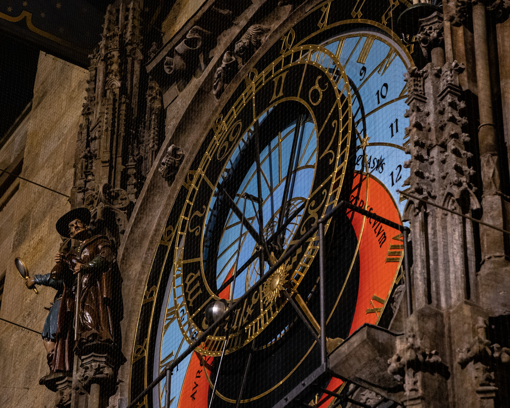 Astronomical Clock by jyokota