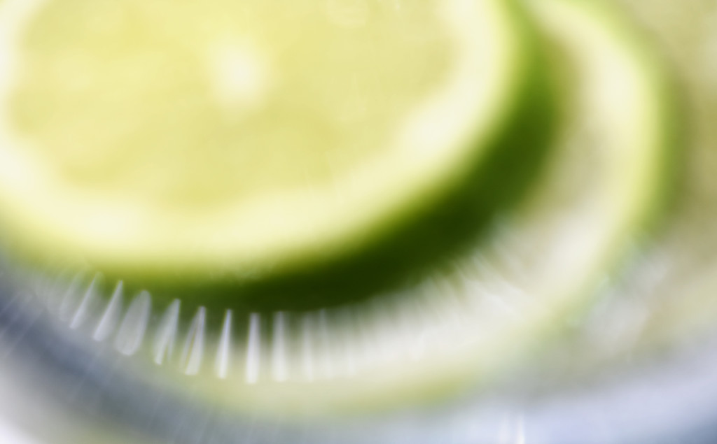Abstract with a twist of lime by homeschoolmom
