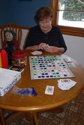 25th Jan 2020 - friendly board game