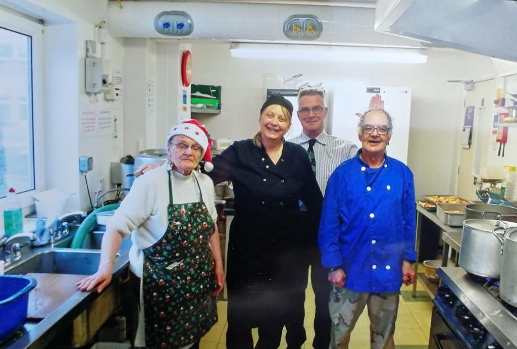 The Christmas work team by ilovelenses