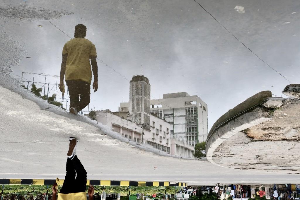 Dar es Salaam, old cinema by vincent24