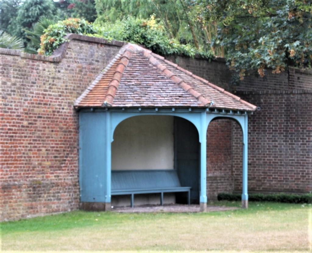 Ham House Garden by oldjosh